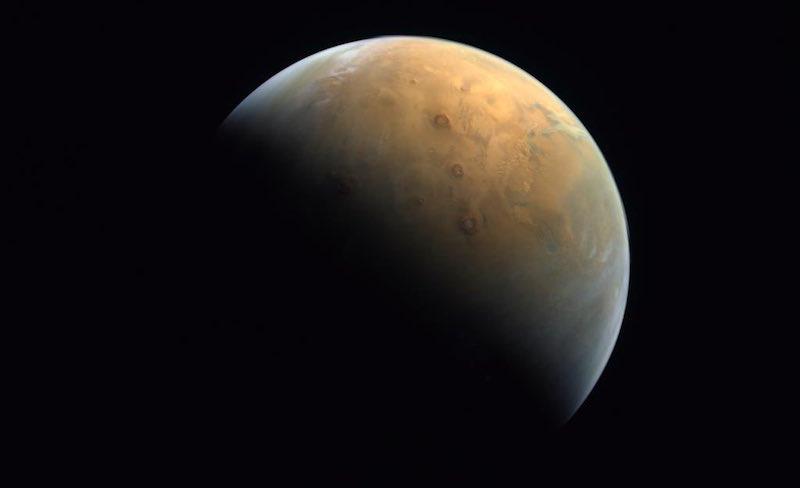 foto di Marte