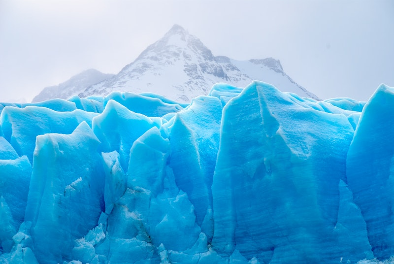 ghiacciaio in Antartide
