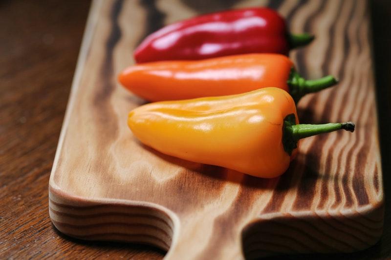 potatura peperoni