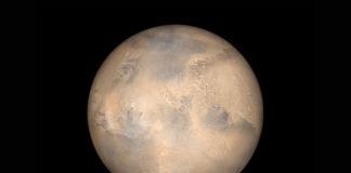 Marte lago